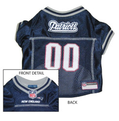 New England Patriots NFL Football ULTRA Pet Jersey
