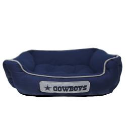 Dallas Cowboys NFL Football NESTING Pet Bed