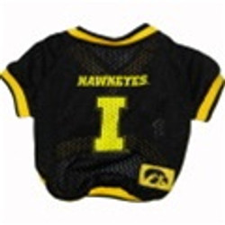 Iowa Football Pet Jersey