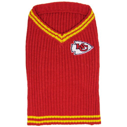 Kansas City Chiefs NFL Football Pet SWEATER