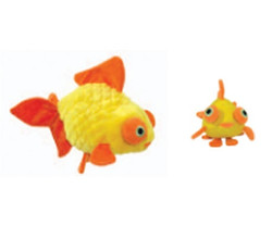 Mighty Toys - Gideon Goldfish Dog Toy