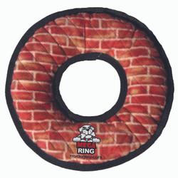 Tuffy's MEGA Brick Ring Dog Toy