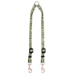 Tribal Seas Green Coupler Dog Leash