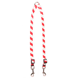 Peppermint Stick Coupler Dog Leash