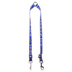 Nautical Dog Coupler Dog Leash