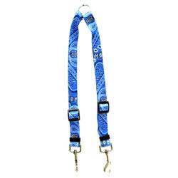 Bandana Blue Coupler Dog Leash
