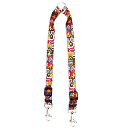 Abstract Coupler Dog Leash