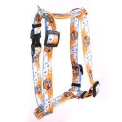 "Mallards Roman Style ""H"" Dog Harness"