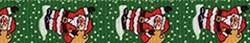 Santa Claus Ding Dog Bells Potty Training System