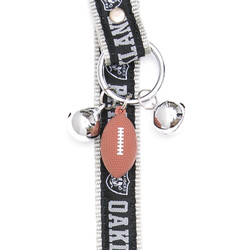 Oakland Raiders Pet Potty Training Bells