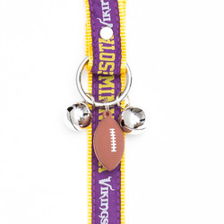 Minnesota Vikings Pet Potty Training Bells