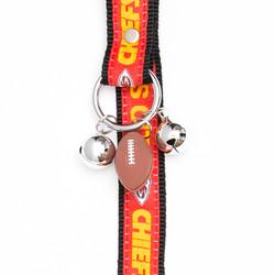 Kansas City Chiefs Pet Potty Training Bells
