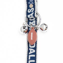 Dallas Cowboys Pet Potty Training Bells