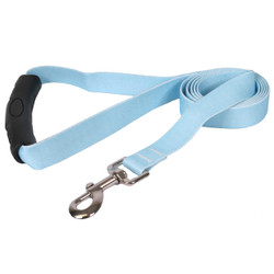 Solid Light Blue EZ-Grip Dog Leash