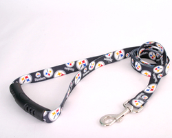 Pittsburgh Steelers EZ-Grip Dog Leash