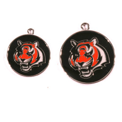 Cincinnati Bengals NFL Dog Tags With Custom Engraving