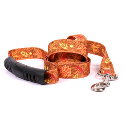 Fall Leaves EZ-Grip Dog Leash