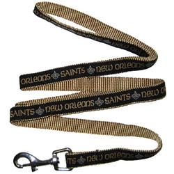 New Orleans Saints Dog Leash