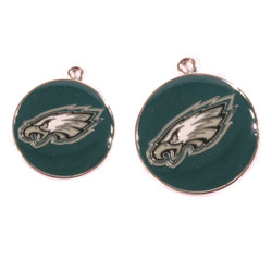 Philadelphia Eagles NFL Dog Tags With Custom Engraving