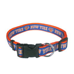 NY Knicks Dog Collar