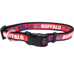 Buffalo Bills Dog Collar