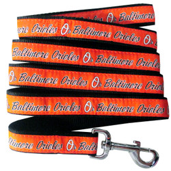 Baltimore Orioles Dog LEASH