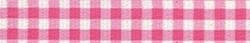 Gingham Pink Waist Walker