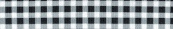Gingham Black Waist Walker