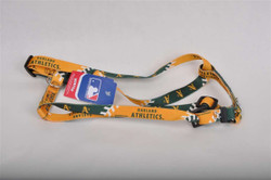 Oakland Athletics Dog Harness