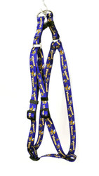 Minnesota Vikings Step-In Dog Harness