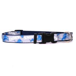 Detroit Lions Premium Grosgrain Collar