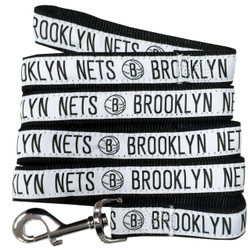 Brooklyn Nets Dog Leash