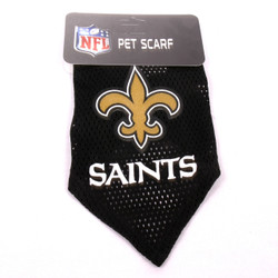 New Orleans Saints NFL Pet Bandana