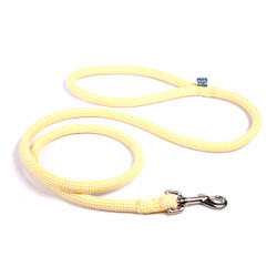 Checkerboard Braided Rope Dog LEASH