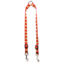 Jingle Bells Coupler Dog Leash