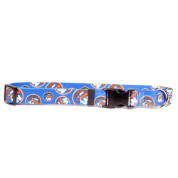 New York Islanders Dog Collar