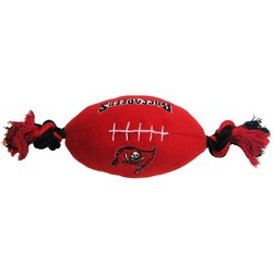 Tampa Bay Buccaneers NFL Squeaker Football Toy