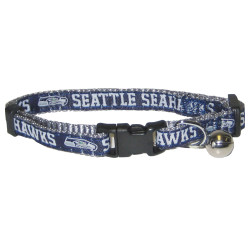 Seattle Seahawks CAT Collar