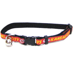 Kansas City Chiefs CAT Collar