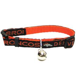 Denver Broncos CAT Collar