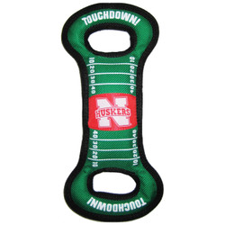 Nebraska Football NCAA Field Tug Toy