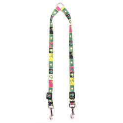 Frogs Coupler Dog Leash