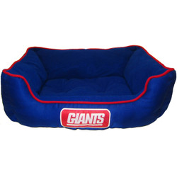 New York Giants NFL Football  Dog Bed
