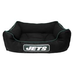 New York Jets NFL Football NESTING Pet Bed