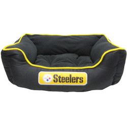 Pittsburgh Steelers NFL Football NESTING Pet Bed