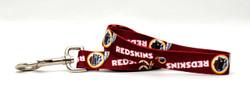 Washington Redskins Logo Dog Leash