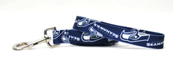 Seattle Seahawks Logo Dog Leash