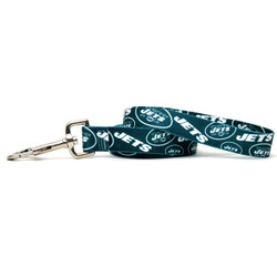 New York Jets Logo Dog Leash