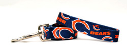 Chicago Bears Logo Dog Leash
