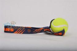 Chicago Bears  Tennis Ball Tug Dog Toy